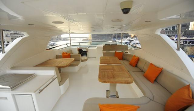 Infinity 7 Charter Yacht - 5