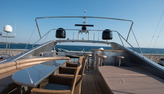 Johnny Handsome Charter Yacht - 3