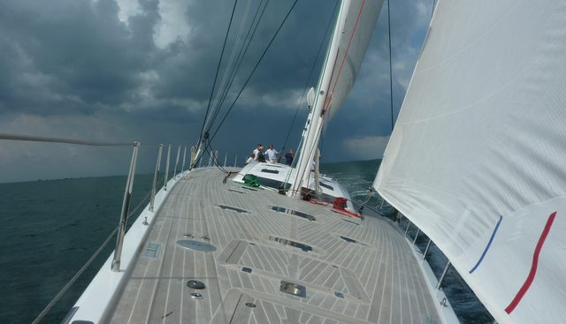 Strathisla Charter Yacht - 3