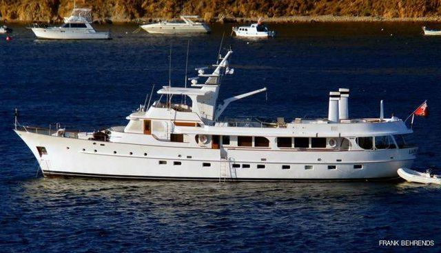 Lady Andrea Charter Yacht - 2