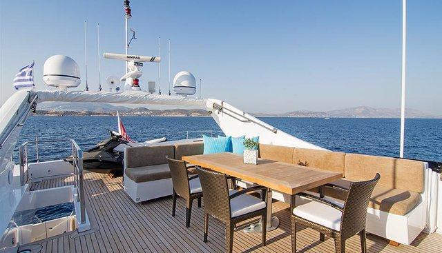Salina Charter Yacht - 8