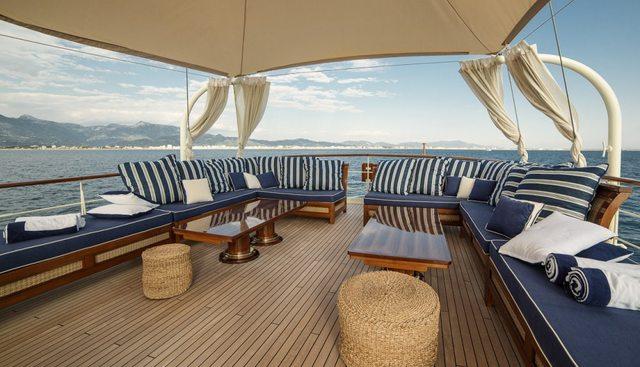 Taransay Charter Yacht - 3