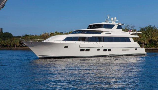 Golden Touch Charter Yacht