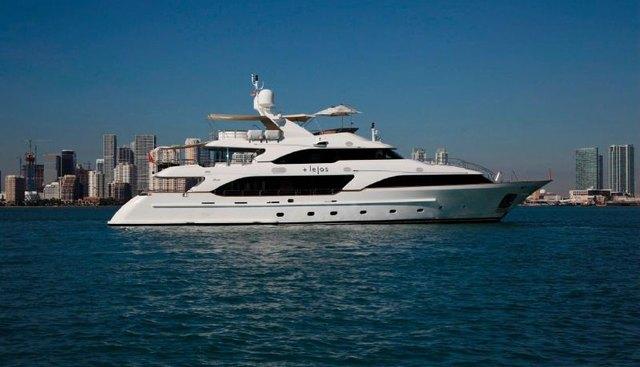 Mina Charter Yacht