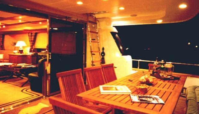 T.J Sunshine Charter Yacht - 4