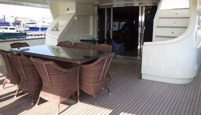 Mirage S Charter Yacht - 6