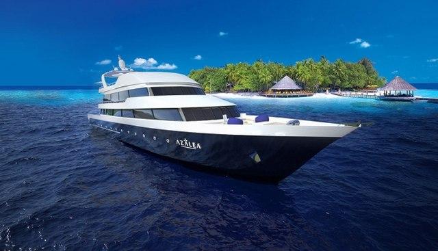Azalea Charter Yacht - 2