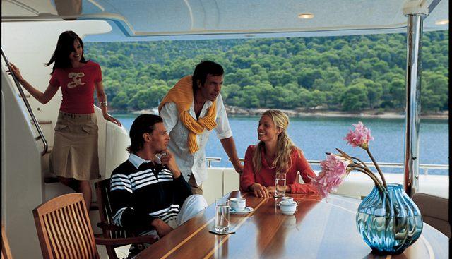Pandora Charter Yacht - 5