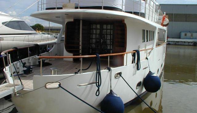 Hidalgo Charter Yacht - 5