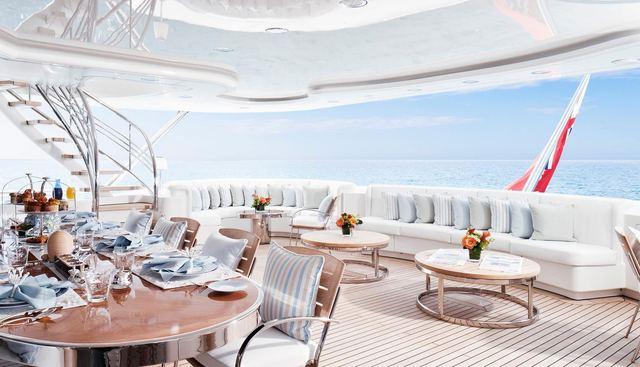 Lady E Charter Yacht - 3