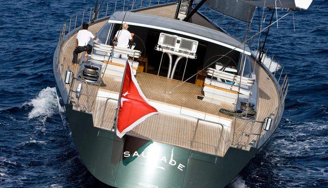 Saudade Charter Yacht - 5