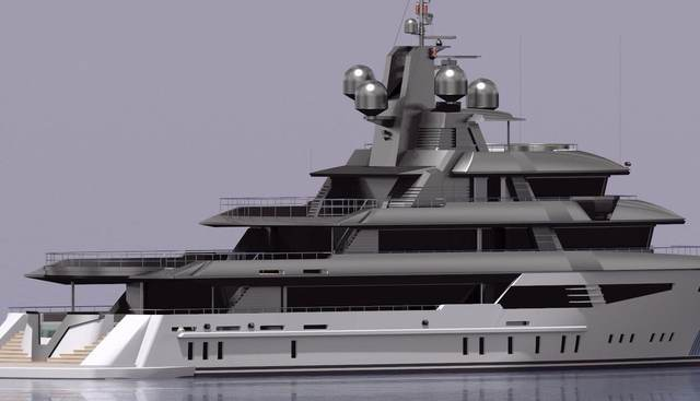 Project Cosmo 2 Charter Yacht