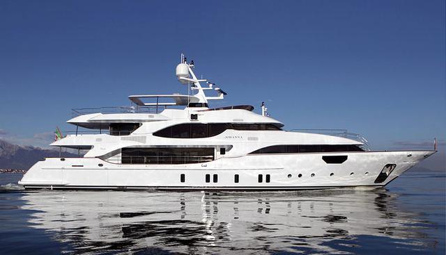 My Johanna Charter Yacht
