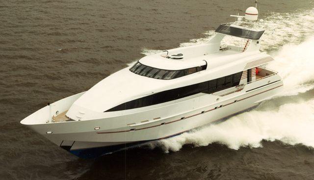 Hakim 7 Charter Yacht - 2