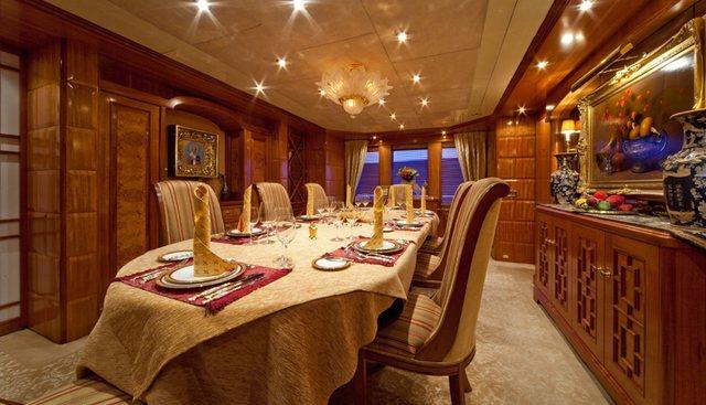 Lady Anastasia Charter Yacht - 6