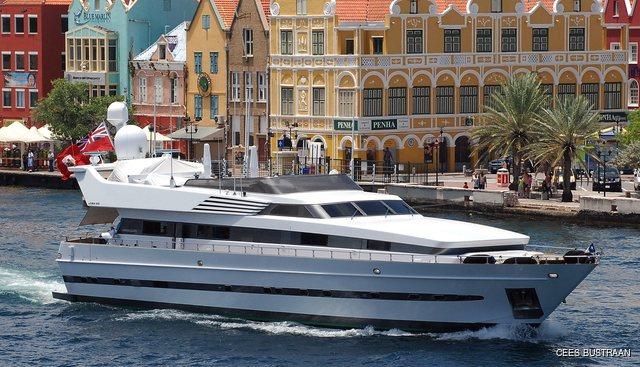 Longo Myic Charter Yacht