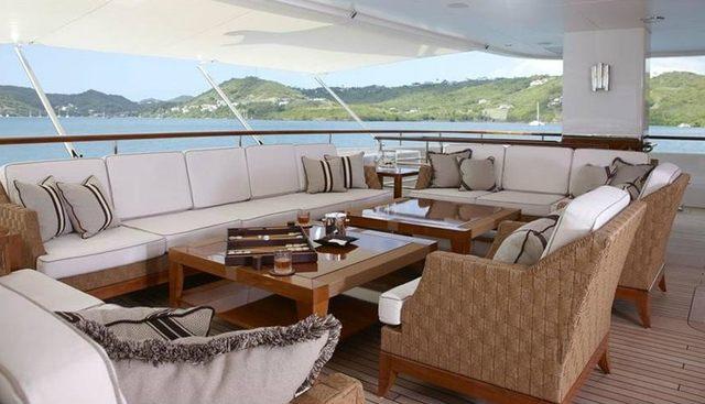 Ebony Shine Charter Yacht - 4