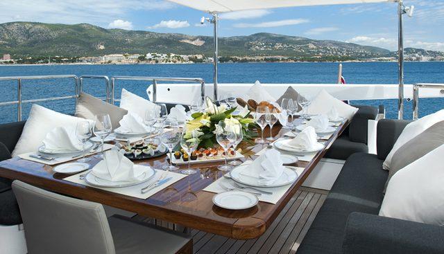 Christina G Charter Yacht - 4