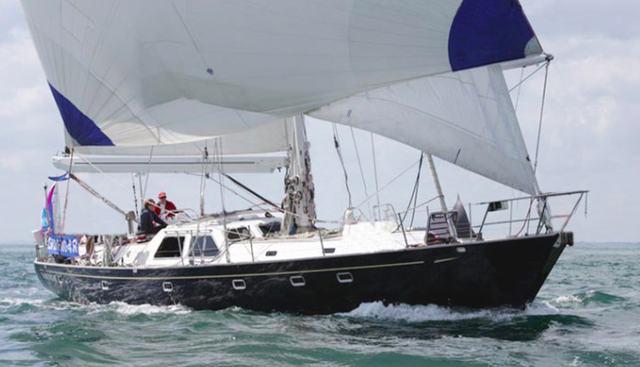 Ocean Indies II Charter Yacht
