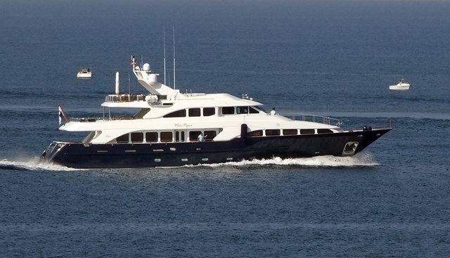 White Pigeon Charter Yacht - 2