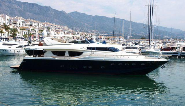 Nida Charter Yacht - 2