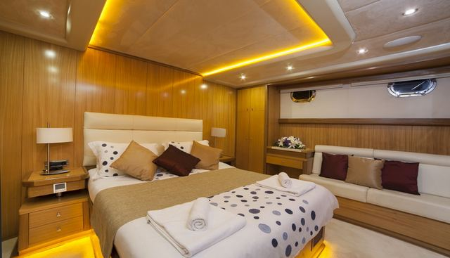 Justiniano Charter Yacht - 8