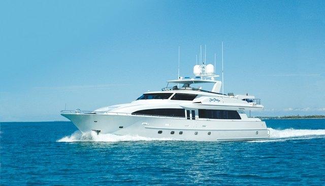 Equation Charter Yacht
