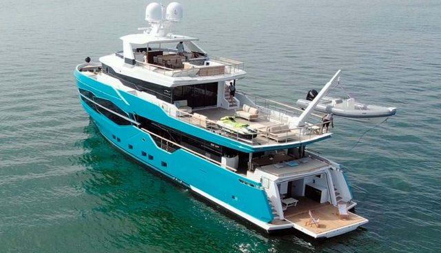 7 Diamonds Charter Yacht - 5