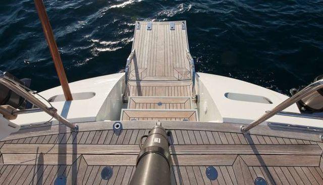 Dapsang Charter Yacht - 2