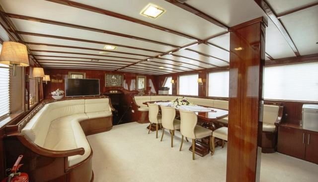 Pina Charter Yacht - 5