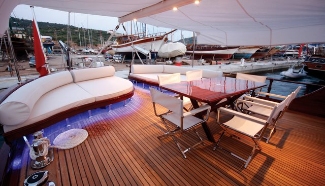 White Goose Charter Yacht - 5