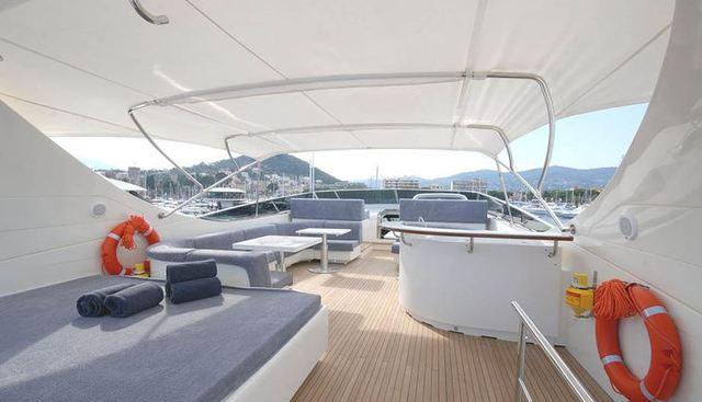 Overside II Charter Yacht - 4