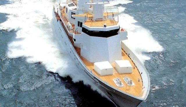 Ronin Charter Yacht - 2