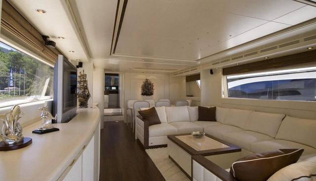 Grande Gatsby Charter Yacht - 2