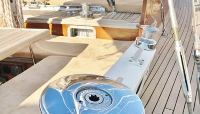 Cadama Charter Yacht - 5