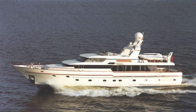 Camena Charter Yacht