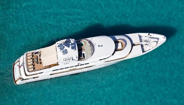 Mia Elise II Charter Yacht