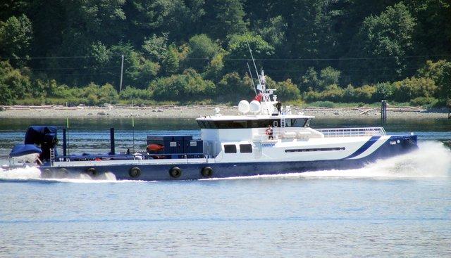 Pursuit Charter Yacht - 4