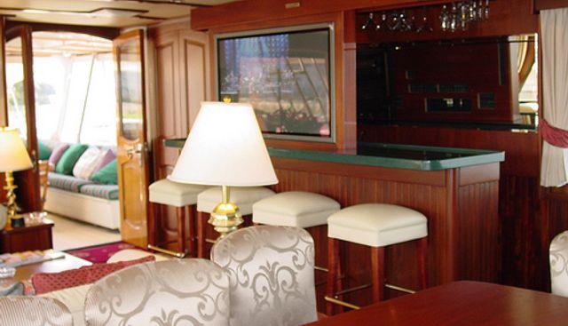 Kingfisher Charter Yacht - 3