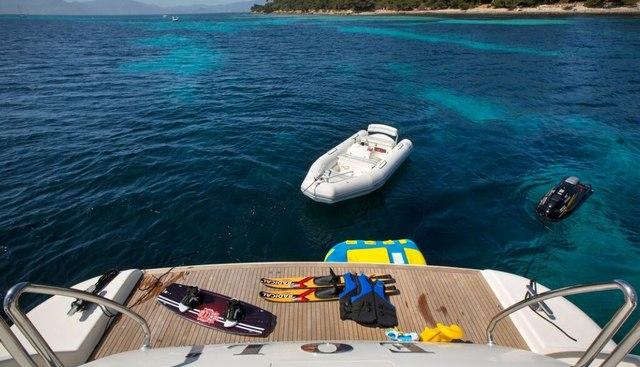 Eol B Charter Yacht - 4