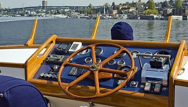 Accord Charter Yacht - 4