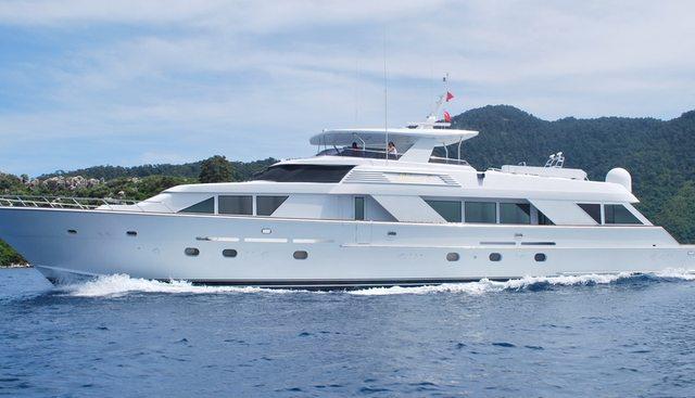 Gilaine O Charter Yacht