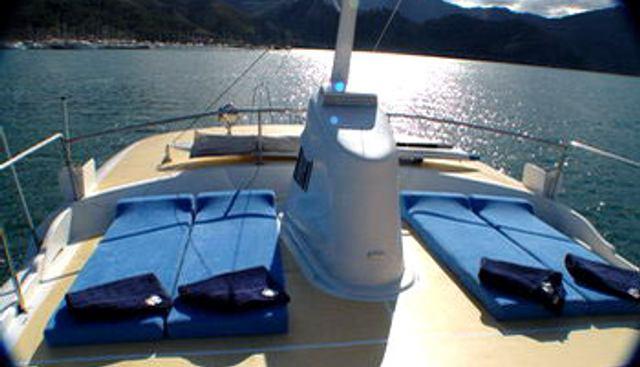 Shangri - La Charter Yacht - 4