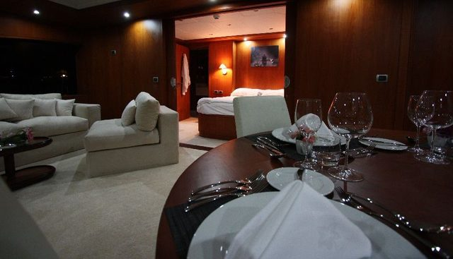 Seven Spices Charter Yacht - 7
