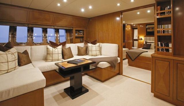 Caramia Charter Yacht - 8