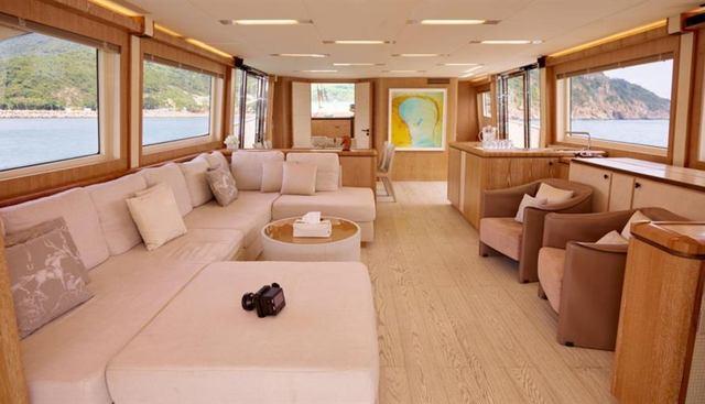 Serendipity Charter Yacht - 7
