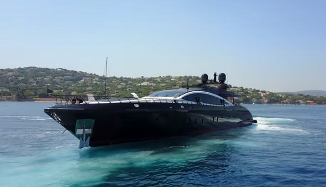 Black Legend Charter Yacht - 3