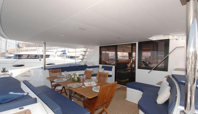 Aletheia Charter Yacht - 5