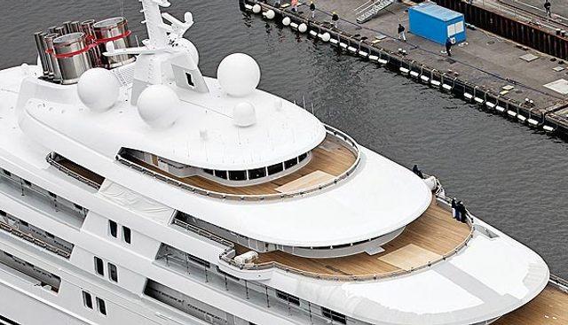 Azzam Charter Yacht - 3