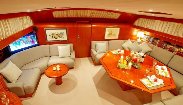 Sea Shuttle Charter Yacht - 4